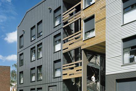 Foyer-logement, Coallia Montreuil