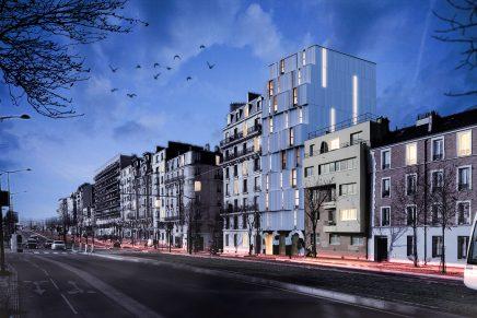 Résidence sociale et pension de famille de 37 logements,  Paris (XIIe)