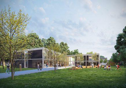 Concours: Un Centre pour sportifs au CREPS de Wattignies
